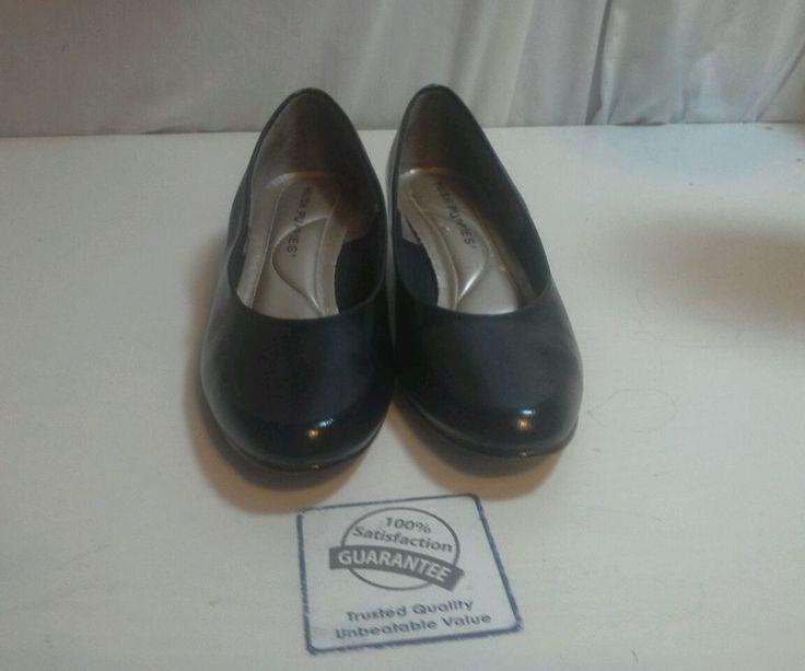 Hush Puppy Women S Black Loafer Dress Shoes