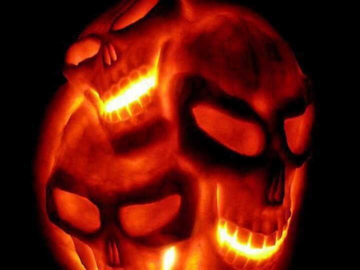 Awesome pumpkin carving halloween pinterest