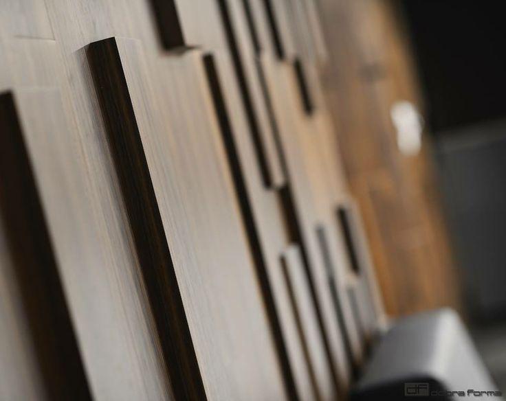 Panel 3D więcej na http://biuroweinspiracje.pl/panele-nascienne-we-wnetrzach-biurowych/