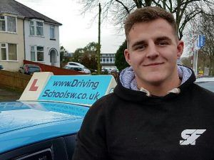 Huge congratulations to Ben Spear who has been having Driving Lessons in Torquay with The Driving School sw and has passed his Driving Test on the first attempt with only 3 driving faults. For Driving Lessons in Torquay, Paignton, Brixham, Newton Abbot and all surrounding areas call 01803 640607 or visit www.thedrivingschoolsw.co.uk.