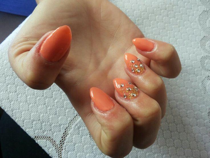 Orange for summer