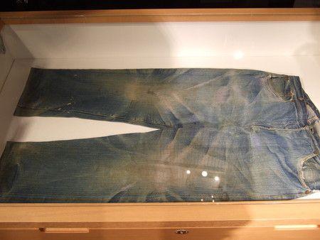 リーバイス 世界最古のジーンズ展(Levi's the world's oldest jeans Exhibition)|ジーンズサイトさめー