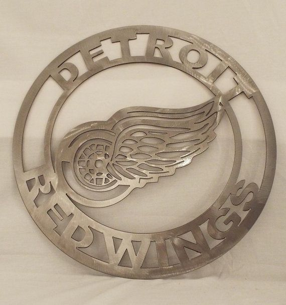 Hey, I found this really awesome Etsy listing at https://www.etsy.com/listing/227793925/detroit-red-wings-wall-art-red-wings