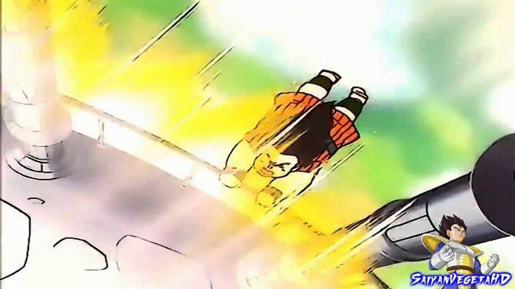 Goku enseña su poder al maestro Karin