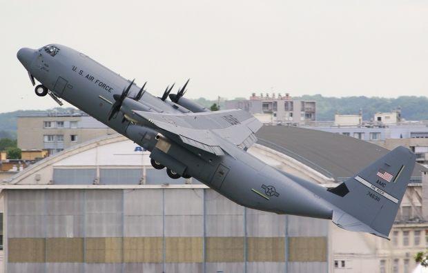 Lockheed-Martin C-130J Super Hercules