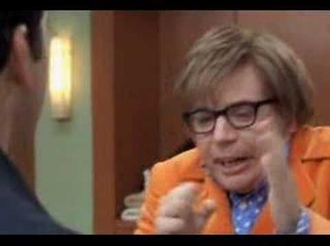 Austin Powers -Scene- MOLE Part 2 | Funniest Movie Scenes ...