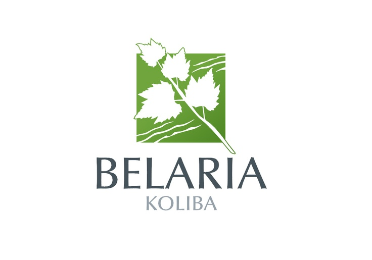 Logo for complex of apartments Belaria Koliba