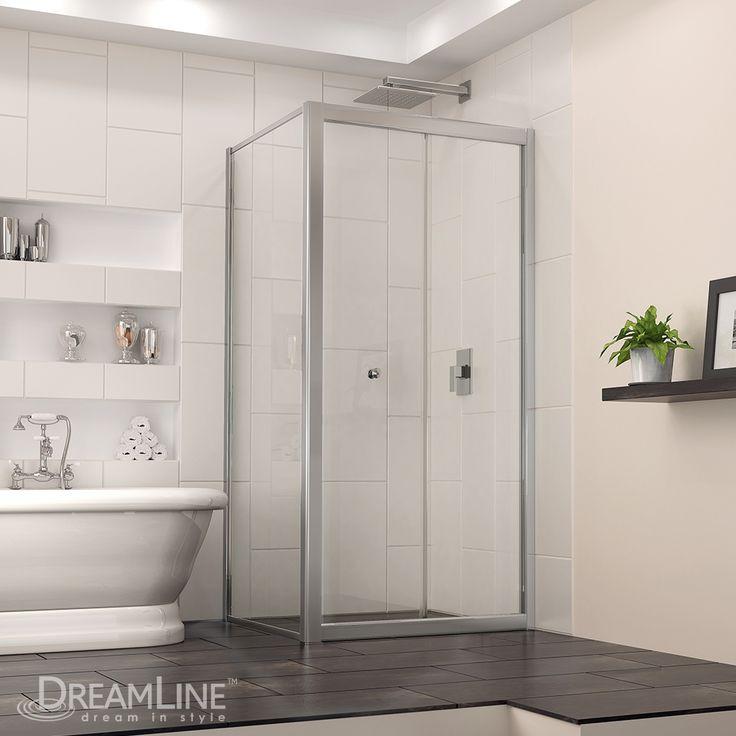 butterfly shower enclosure by dreamline shower doors dreamline showerdoor bathroom