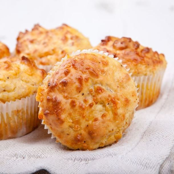 Muffin au fromage