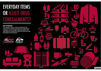 Everyday items or illicit drug concealments? (371 KB)