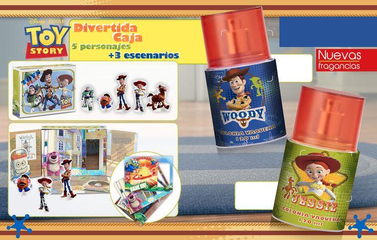 Desarrollo Toy Story