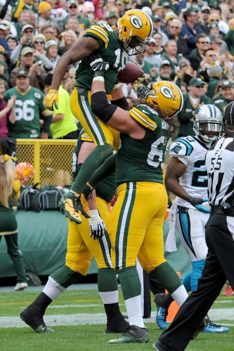 Speak with your cap: Packers vs. Panthers