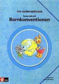 Kompisböcker baserade på Barnkonventionen
