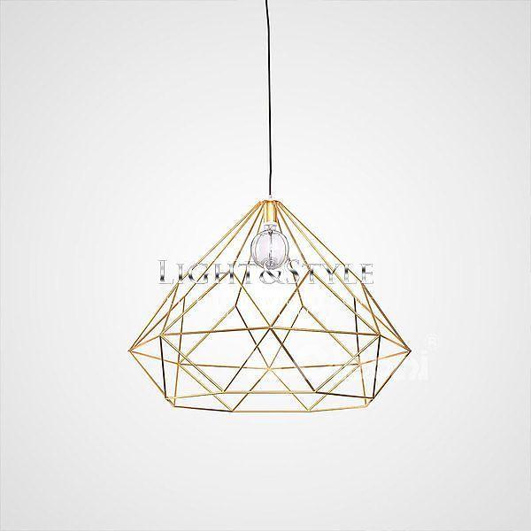Cleoni DIAMENT 65 lampa wisząca - Sklep Light & Style