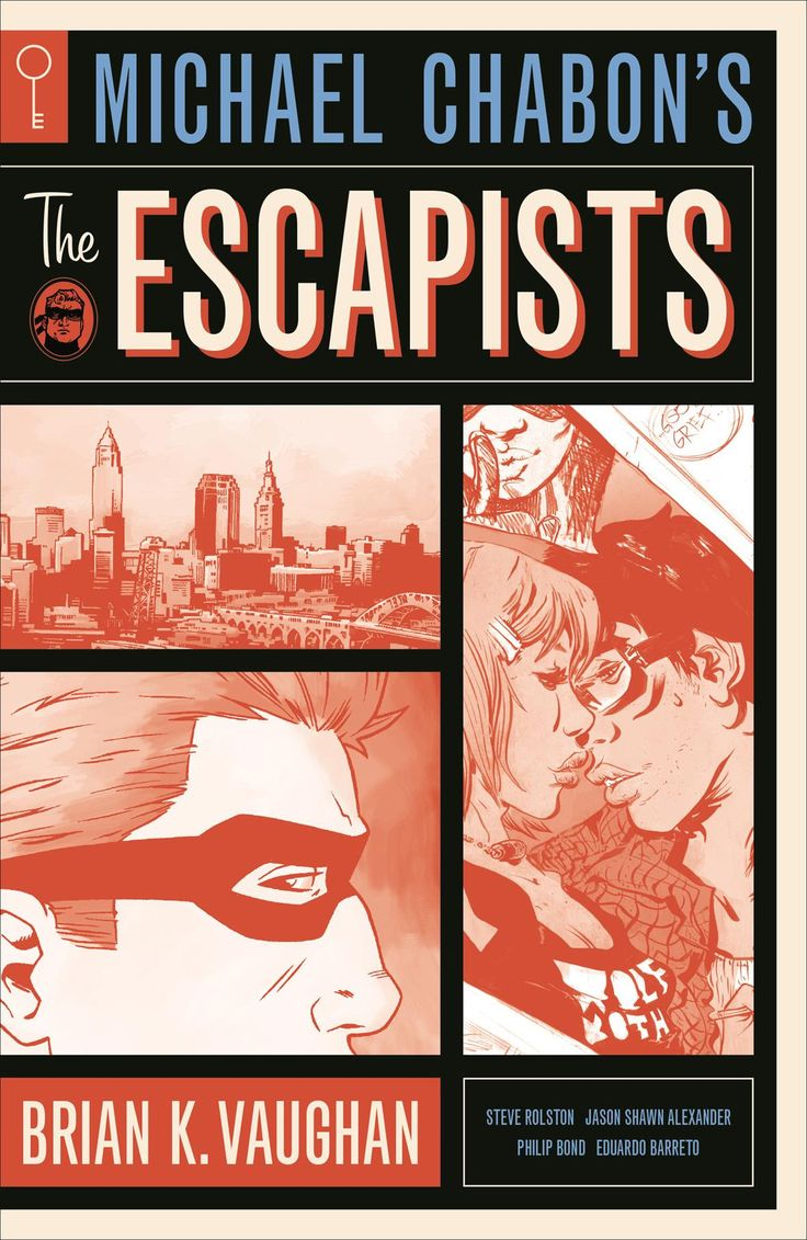 Award-Winning Author Brian K. Vaughan?s ?The Escapists? Continues the Tale of Chabon?s Kavalier & Clay  https://comicbastards.com/comics/award-winning-author-brian-k-vaughans-the-escapists-continues-the-tale-of-chabons-kavalier-clay  #comics
