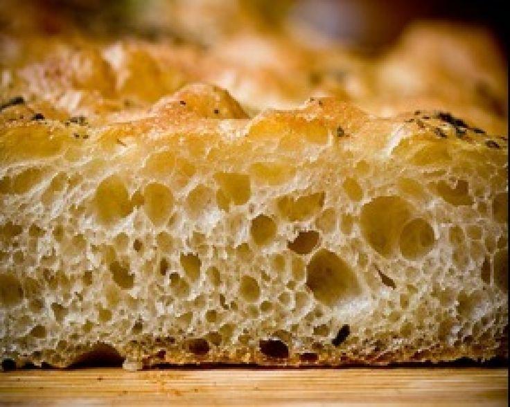 Italian Focaccia Bread | Breads and buns | Pinterest