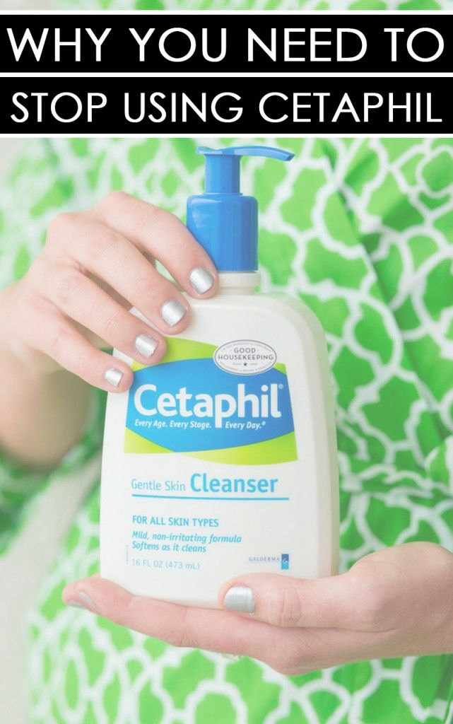 Why You Should Stop Using Cetaphil Beauty Fashion