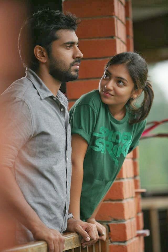 Nazriya Nazim+Nivin Ohm Shanthi Oshaana