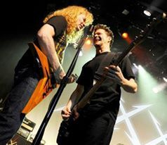 Mustaine & Jason Newsted