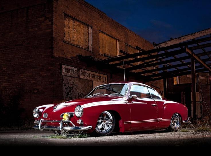 Karmann Ghia © steve sharp photography