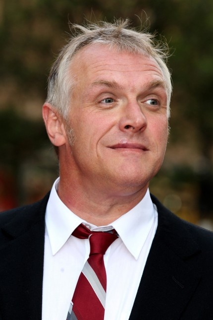 Greg Davies (comedian, and actor as Mr. Gilbert in The Inbetweeners)