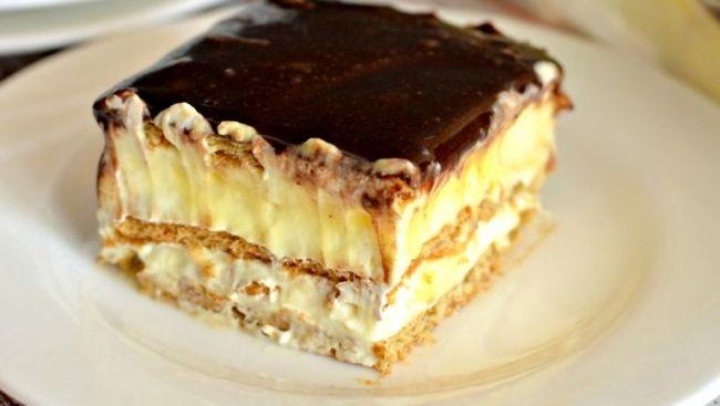 """Prajitura """"Eclerito"""": un desert fara coacere, gata in 10 minute   KFetele"""