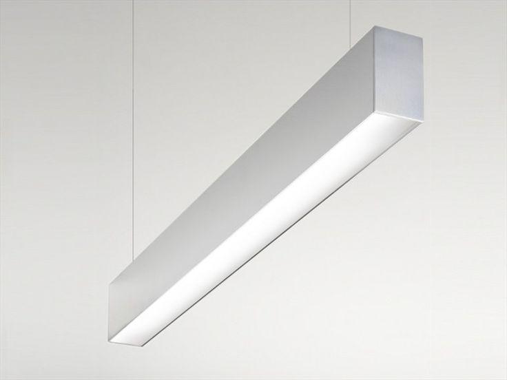 Luminária pendente de alumínio extrudado Coleção File by LUCIFERO'S