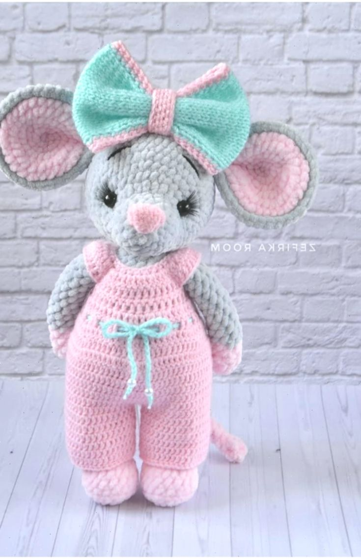 Free Crochet Patterns for Toys & Kids - Red Ted Art - Make ... | 1137x735
