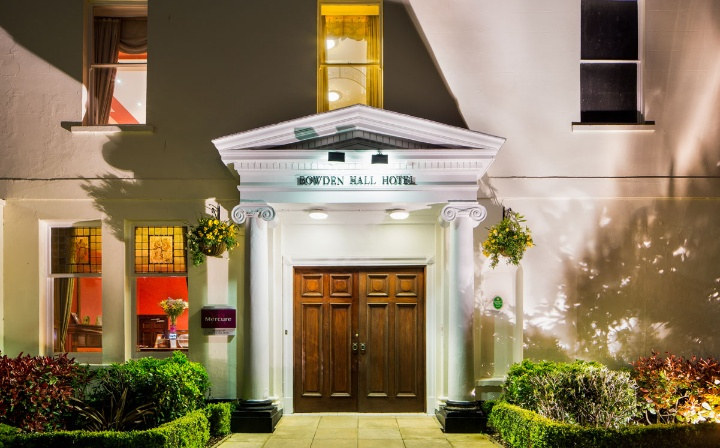 Mercure Gloucester, Bowden Hall Country House Hotel - Gloucestershire   #weddingvenuegloucestershire
