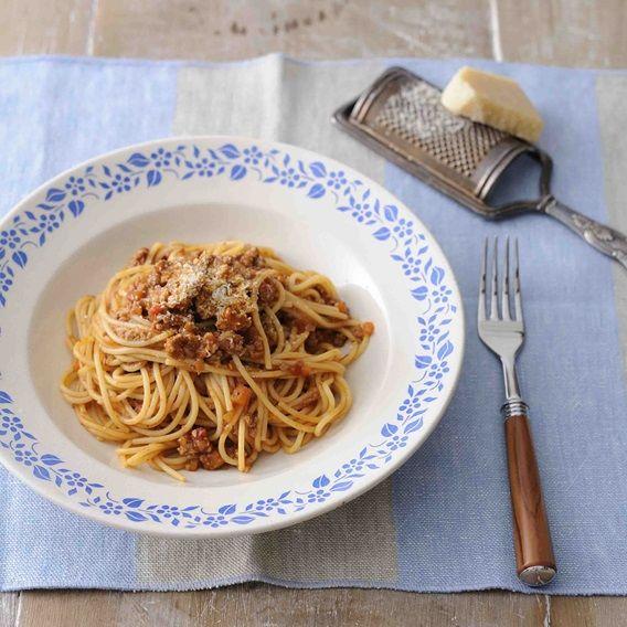 ボローニャ風ミートソース|おいしいレシピ|ハインツ日本株式会社