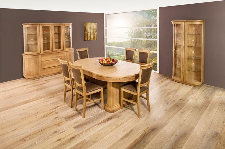 Offering a mixture of classic and contemporary furniture, the Clemence Richard Sorento range is a luxury collection of stunning solid oak furniture which comes available in a range of beautiful finishes from oil, lacquered, grey oak, white wash and many more. #SolidOak