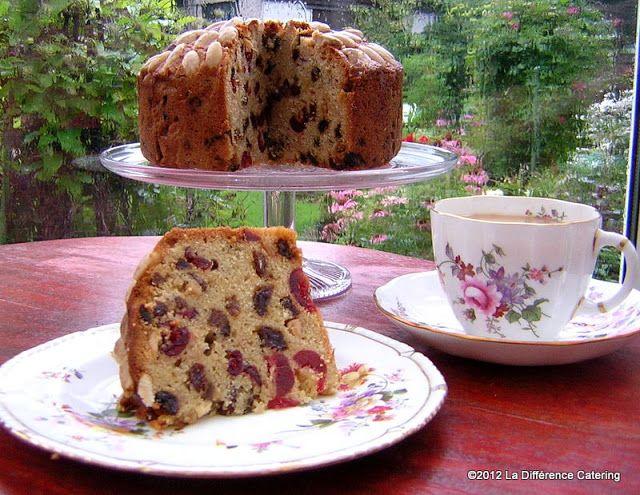 Marmalade Bundt Cake Dundee