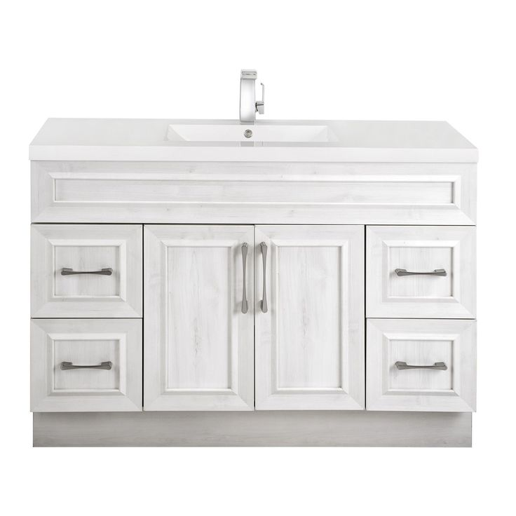 Cutler Kitchen & Bath Classic Collection Wood Transitional Door Vanity