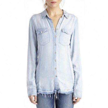 Brain Bleach   brain bleach button down shirt   Free Shipping on Orders $50+