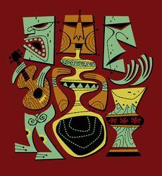Tiki Art