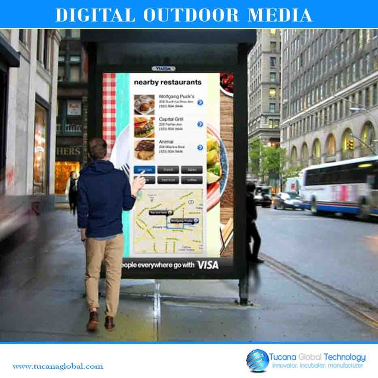#Businesses can now use #digitalsignage to #target #customers with #messages that are #immediately #relevant to them. No other #medium can do this as #quickly, #graphically, and #cost-#effectively as the #digital #outdoor #media. #TucanaGlobalTechnology #Manufacturer #Hongkong