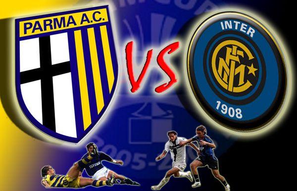 Situs Judi Bola : Parma VS Inter Milan