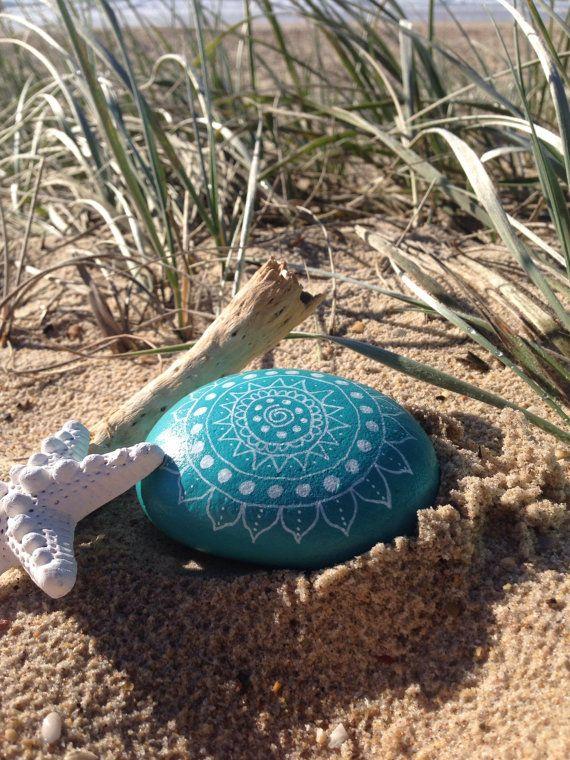 Beachy mandala