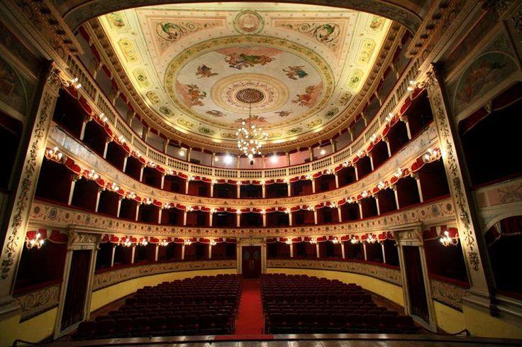 Teatro Luigi Pirandello - Agrigento sicilia Italy