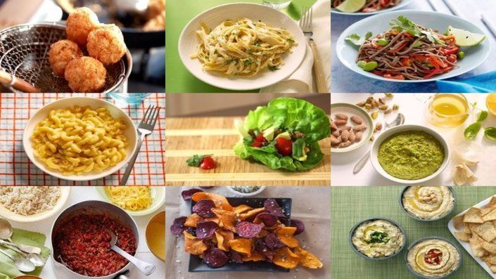 Read 72 Vegan Recipes today. Be inspired and dig in to the recipes, guides and tips tricks and hacks on Food Network.