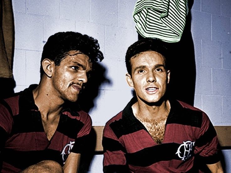 #Flamengo (1958): #Dida and #Zagallo