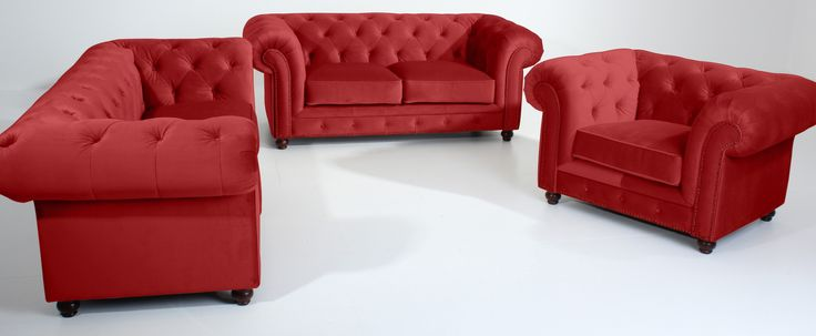 Max Winzer Polstergarnitur rot, »Old England«, FSC®-zertifiziert Jetzt bestellen unter: https://moebel.ladendirekt.de/wohnzimmer/sofas/garnituren/?uid=4695897b-a742-5041-bcad-c1195e267215&utm_source=pinterest&utm_medium=pin&utm_campaign=boards #garnituren #sofas #wohnzimmer