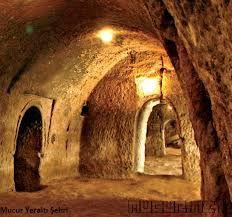 Image result for kepez yeraltı sehri