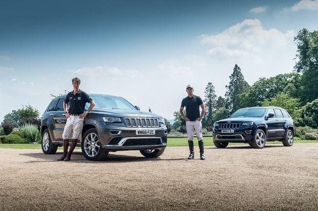 Olympic Medallist William Fox-Pitt and Polo Star Nic Roldan go head to head in a team GB vs team USA Jeep Job Swap.