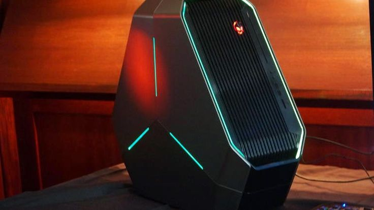 Alienware introduces hexagonal Area-51 ~ Latest in the World of Tech
