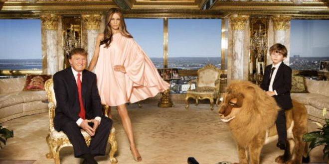 Donald trump wife, age, wiki, kids, house, biography