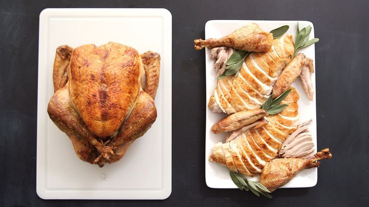 Once you've mastered a beautifully roasted Thanksgiving turkey, the only remaining step is carving it. From the essential tools to Thomas Joseph's easy to follow step-by-step technique, you'll be carving this year's turkey like a pro!