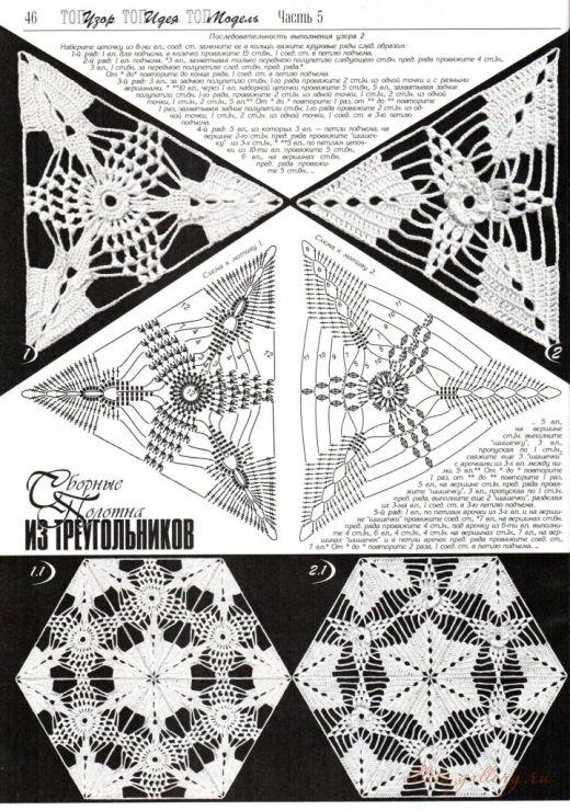 Gallery.ru / Foto # 1 - motivi triangolari - Alleta