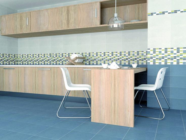 33 best images about azulejos para cocinas on pinterest - Ceramica para cocinas ...