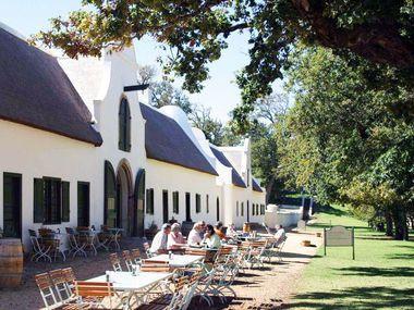 Jonkershuis restaurant - Groot Constantia, Southafrica